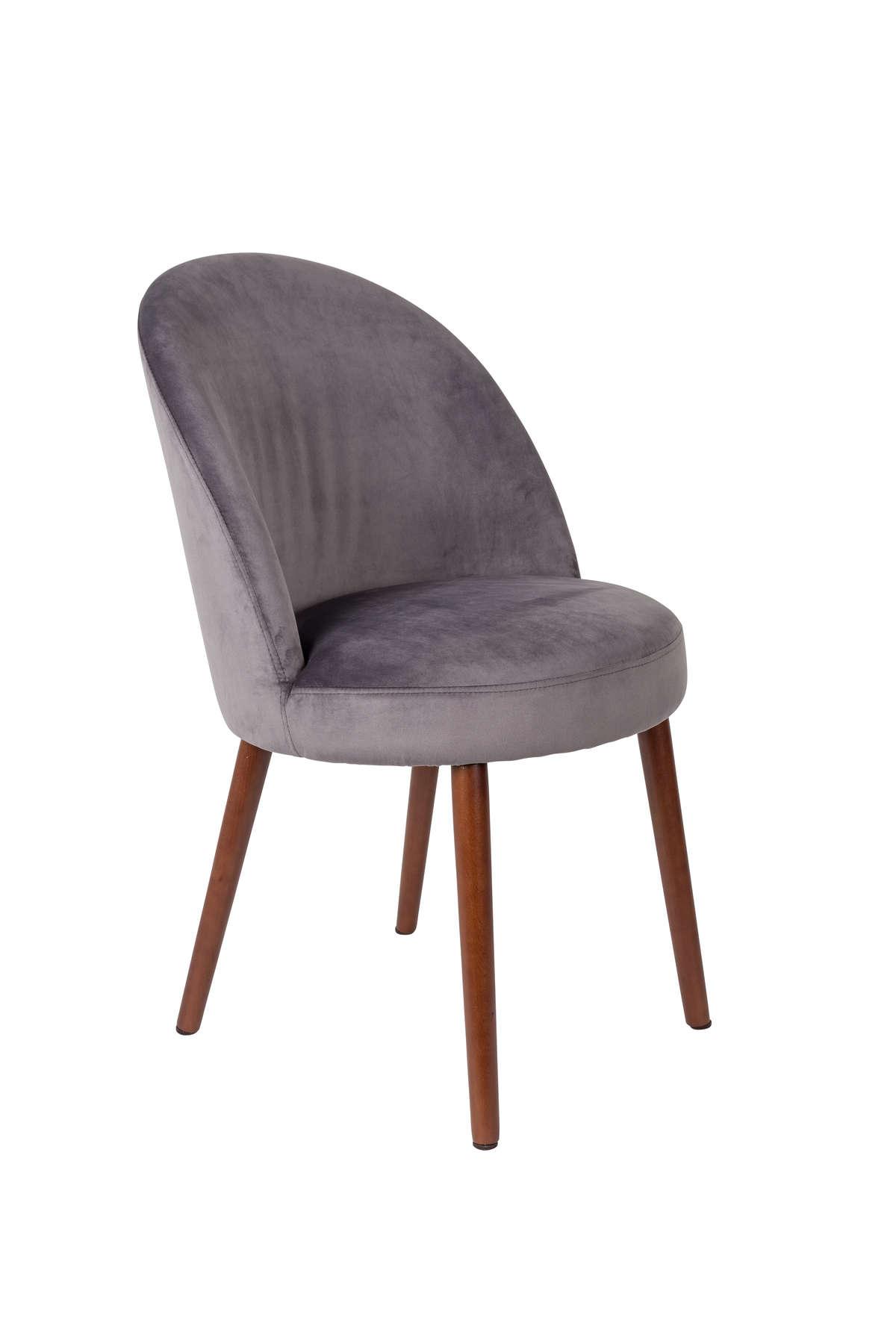 Krzesło Barbara szare