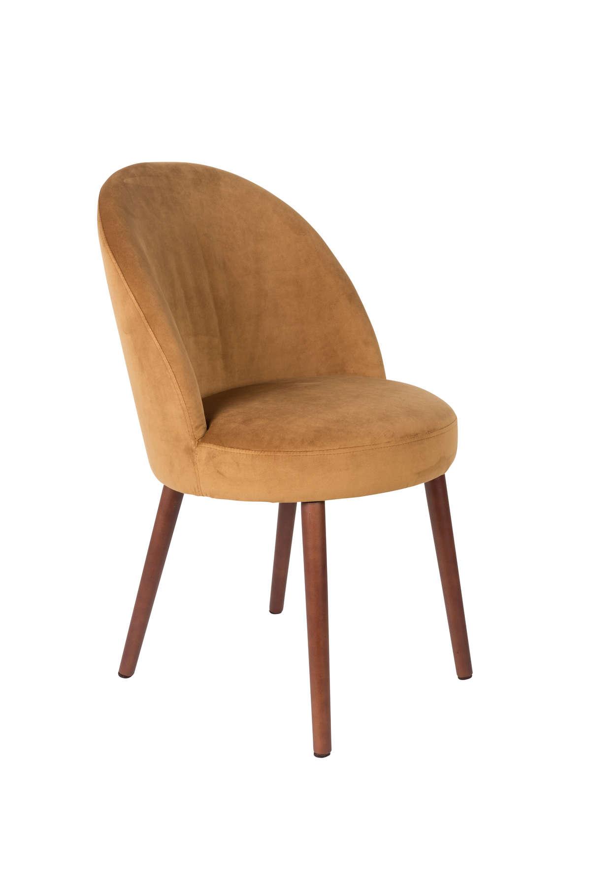Krzesło Barbara karmelowe