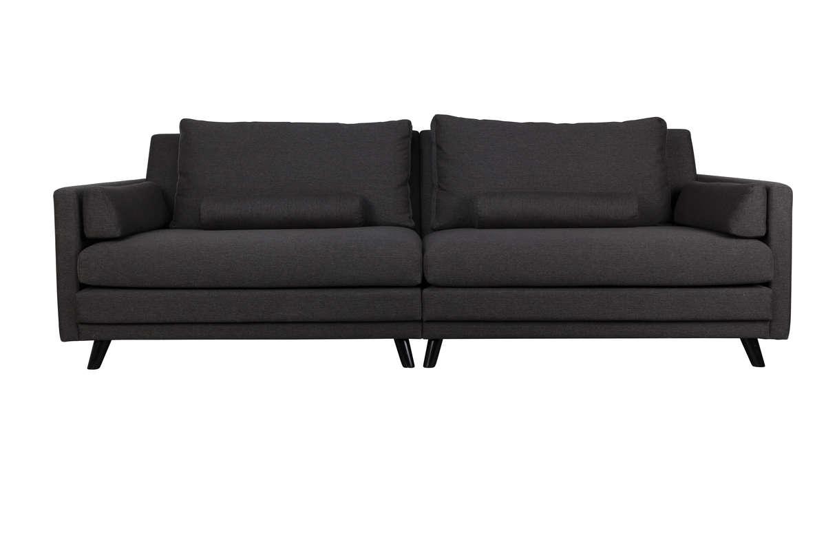 Sofa LINDE ciemnoszara