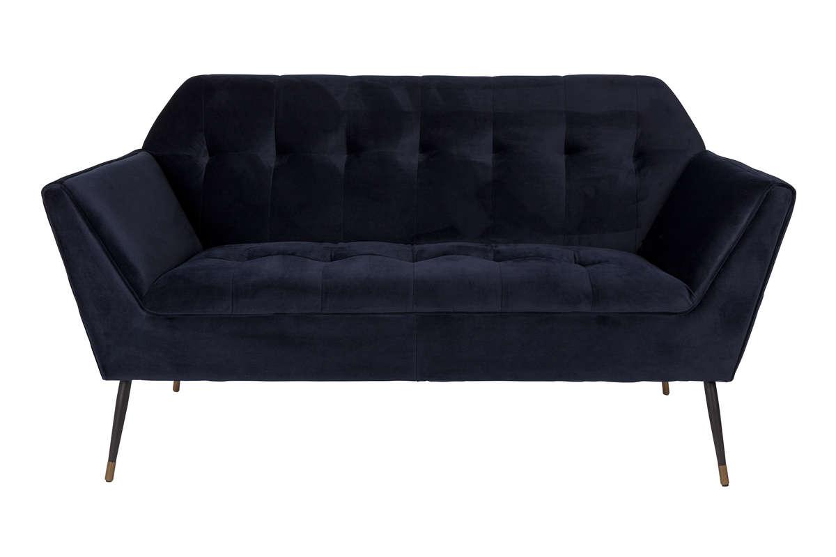 Sofa KATE granatowa