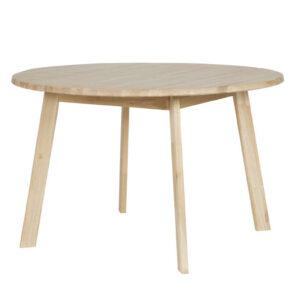 Stół Disc 120cm dębowy