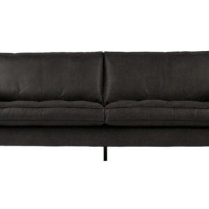 Sofa Rodeo 2,5-osobowa czarna