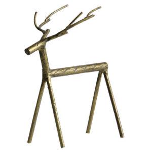 Dekoracja metalowa Rudolph rozmiar XL