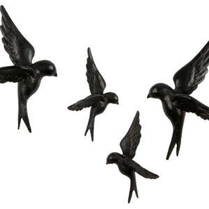 Zestaw 4 ptaków Avaler