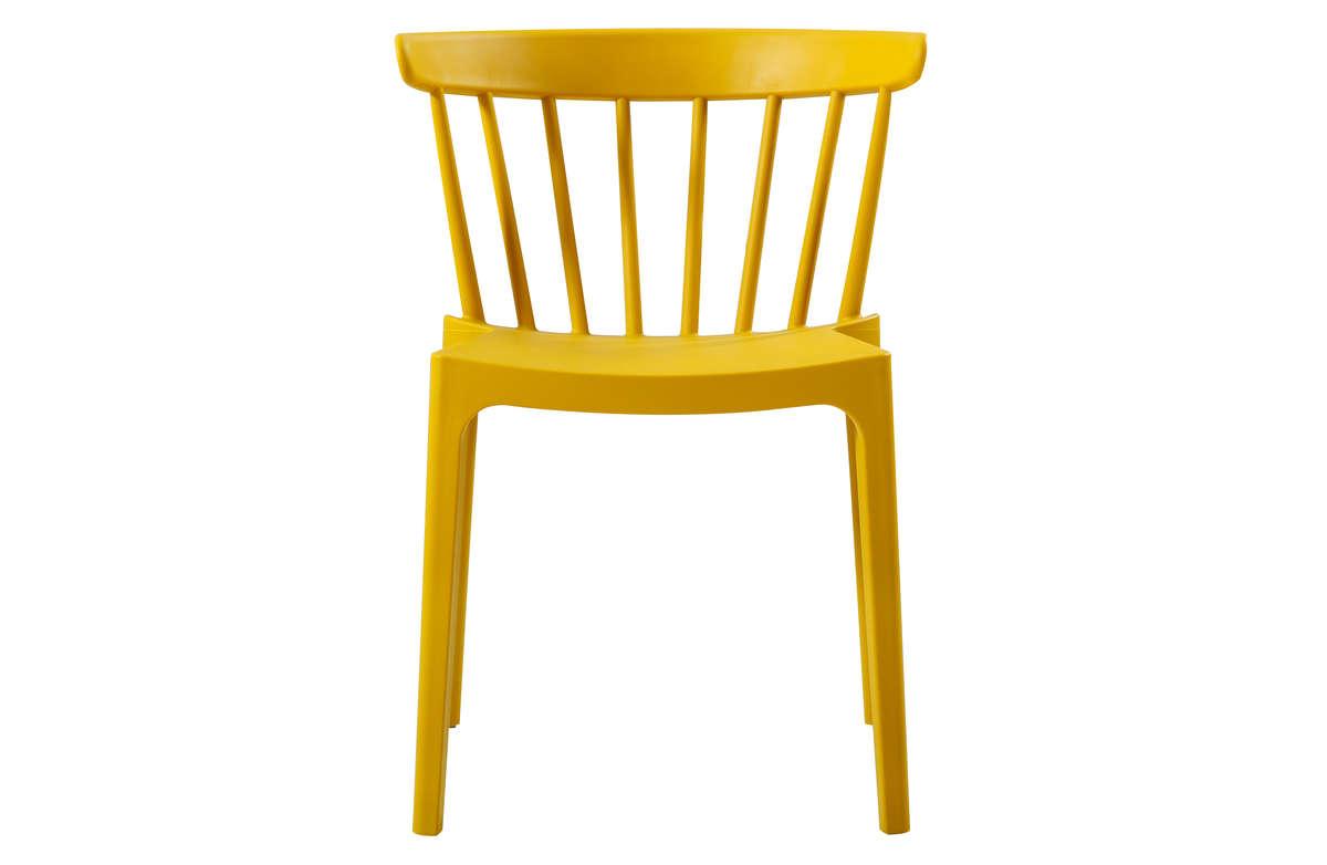 Krzesło Bliss ochre
