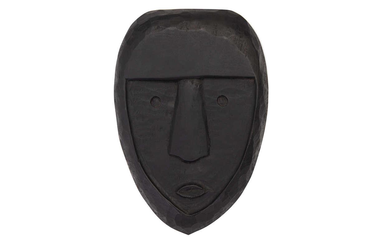 Maska dekoracyjna Xava czarna
