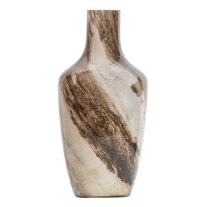 Wazon szklany Saffier 37xØ18cm