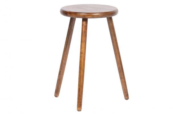 Stół dla roślin MALON orzech włoski 50 cm