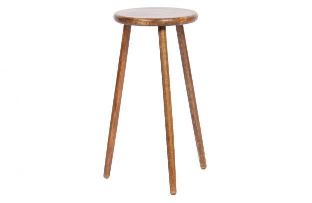Stół dla roślin MALON orzech włoski 66 cm