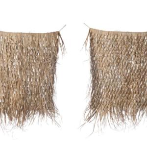 Mata wisząca z liści palmowych
