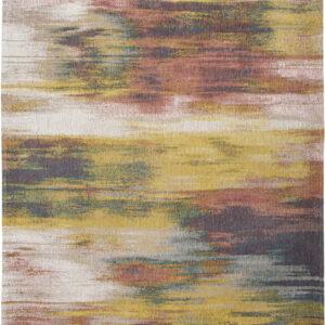 Wielokolorowy dywan nowoczesny - HYDRANGEA MIX 9117 - Rozmiar: 140x200 cm
