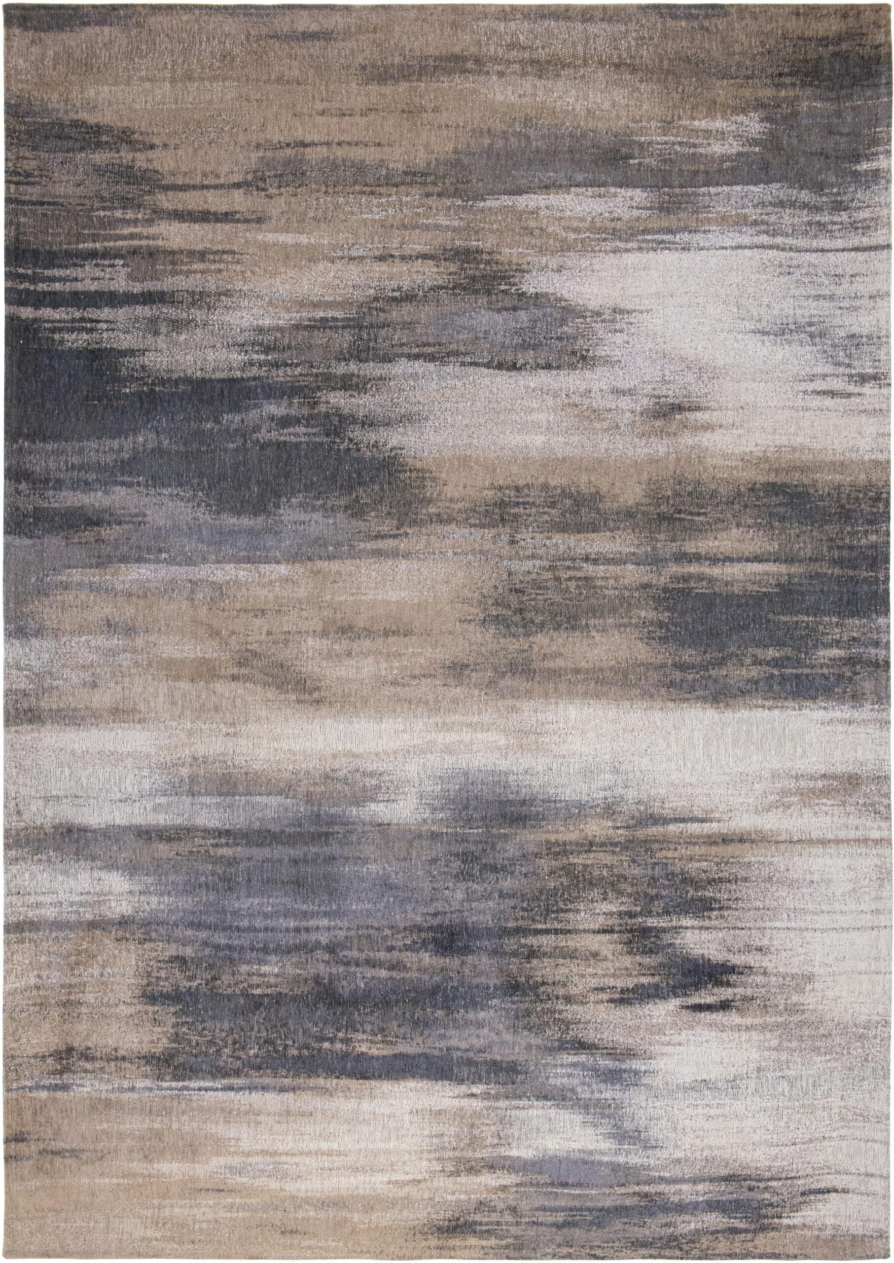 Szaro Beżowy dywan nowoczesny - GIVERNY BEIGE 9121 - Rozmiar: 140x200 cm