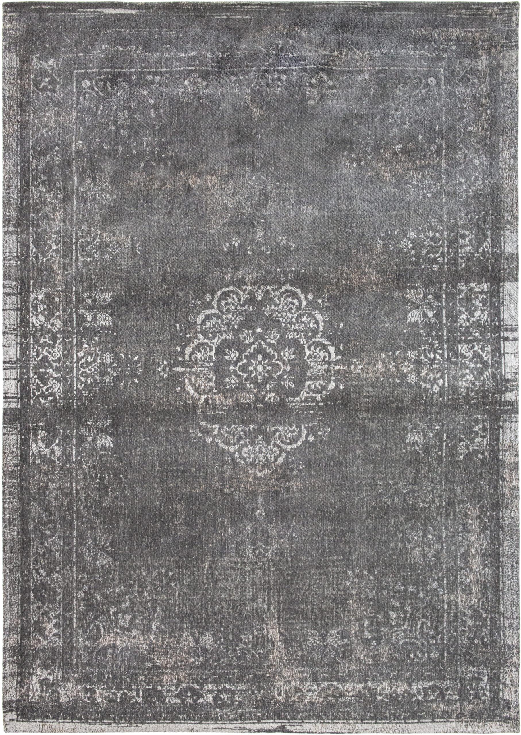 Szary Dywan Klasyczny - STONE 9148 - Rozmiar: 80x150 cm