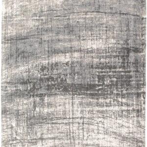 Szary Dywan Nowoczesny - JERSEY STONE 8420 - Rozmiar: 280x360 cm