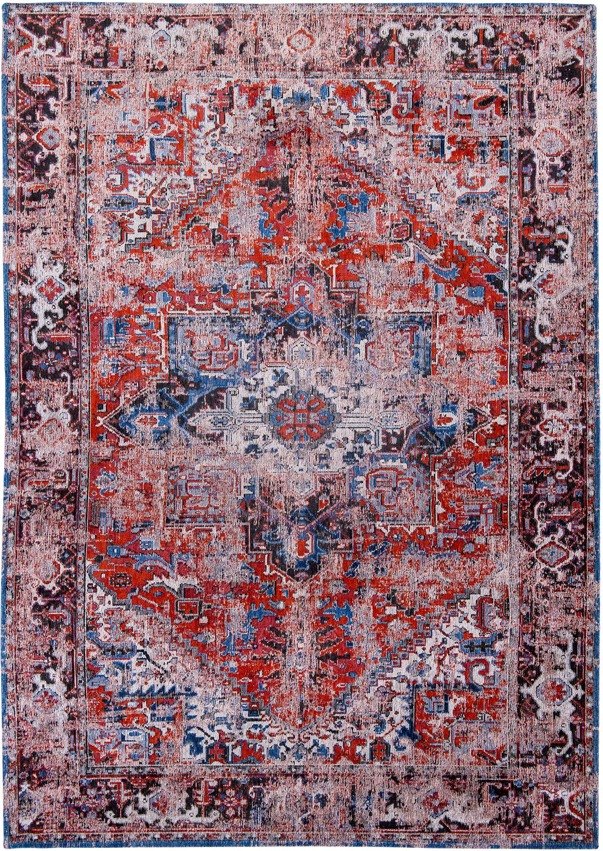 Czerwony Dywan Klasyczny - CLASSIC BRICK 8703 - Rozmiar: 140x200 cm
