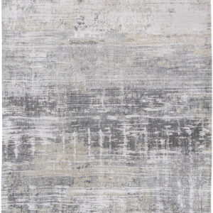 Szary Dywan Nowoczesny - CONEY GREY  8716 - Rozmiar: 170x240 cm