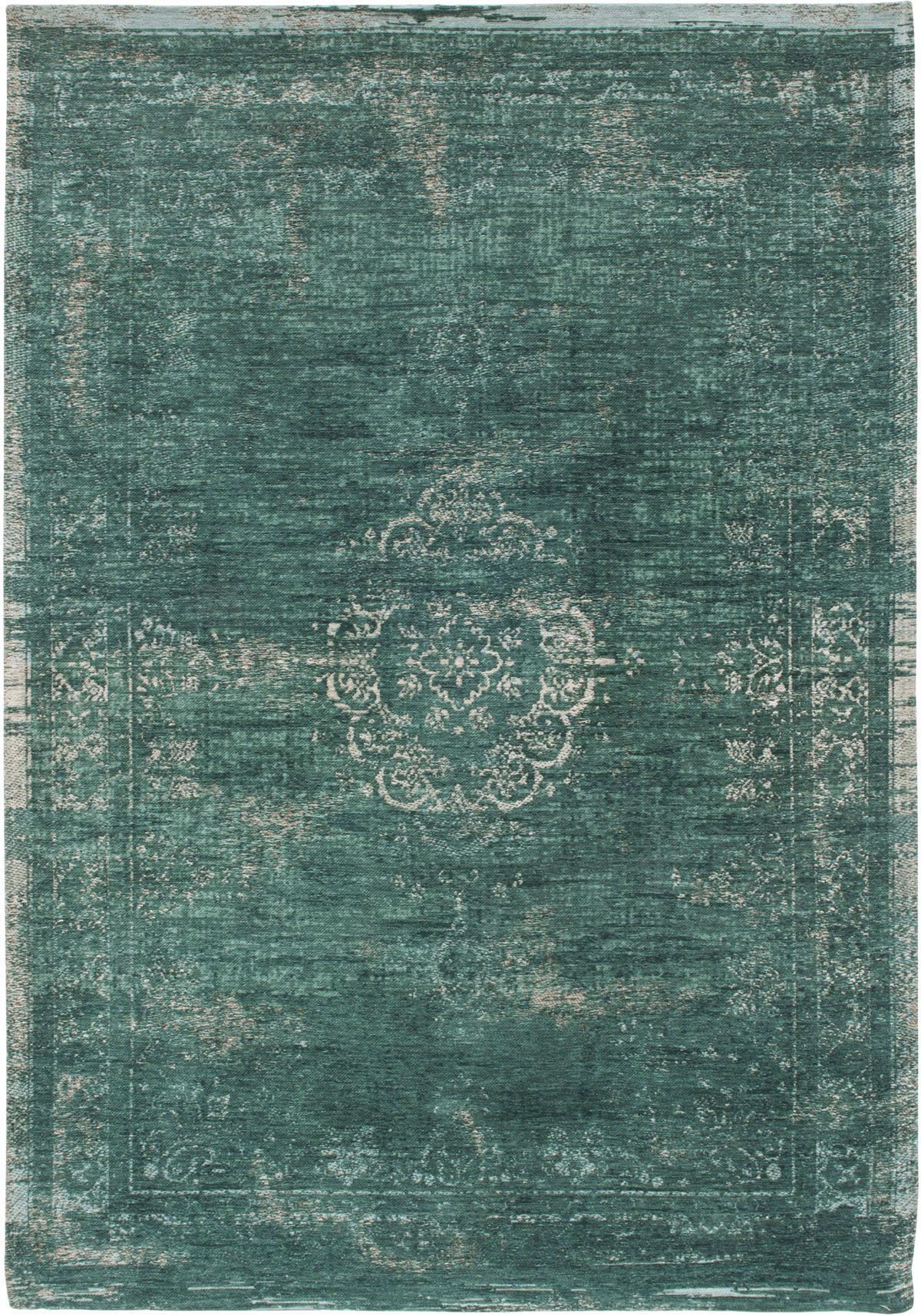 Zielony Dywan Klasyczny - JADE 8258 - Rozmiar: 200x280 cm