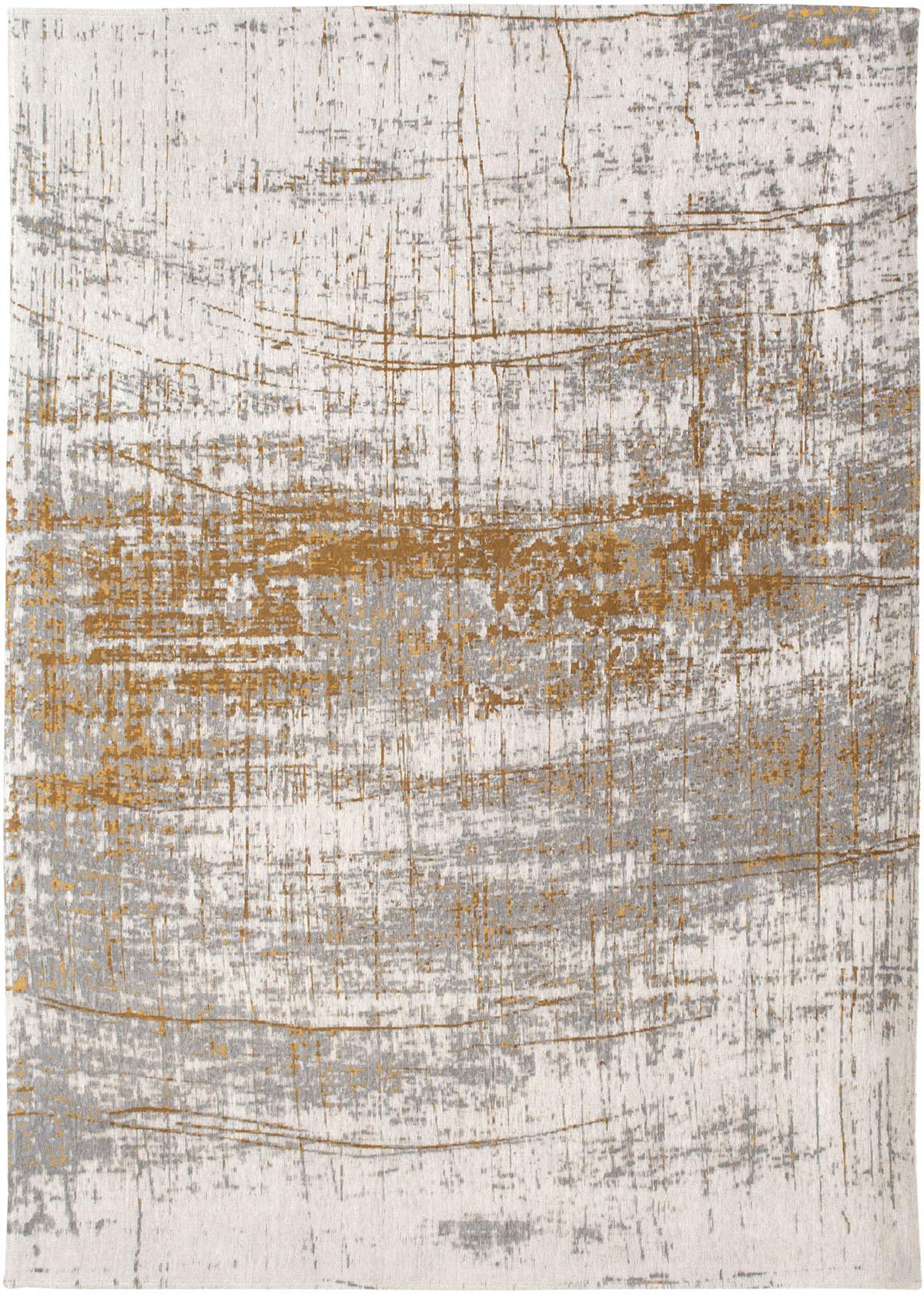 Złoto Beżowy Dywan Nowoczesny - COLUMBUS GOLD 8419 - Rozmiar: 140x200 cm
