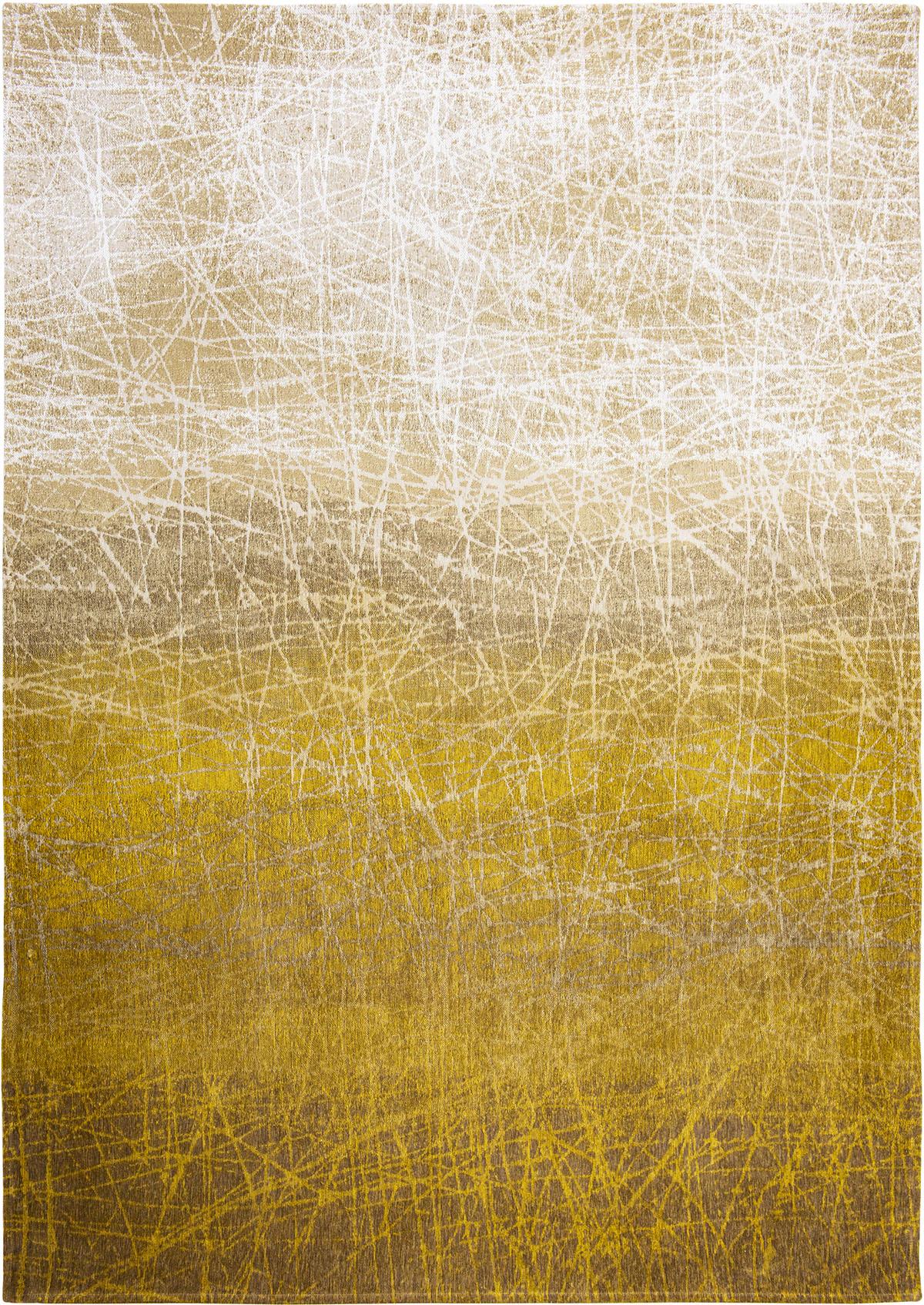 Żółty Dywan Nowoczesny - NEW YORK FALL 8879 - Rozmiar: 140x200 cm