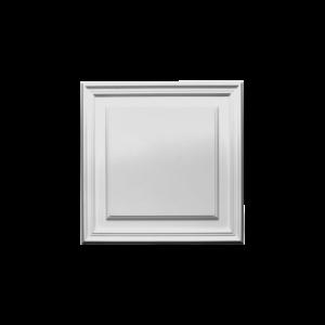 Panel drzwiowy, kwadratowy D506